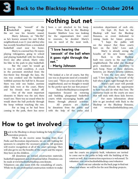 Newsletter (pg.3)